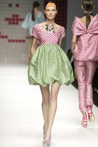 moda donna Agatha Ruiz De La Prada